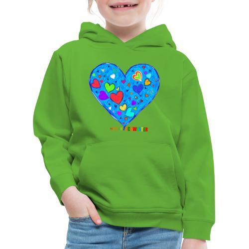 HerzensSchwester - Kinder Premium Hoodie