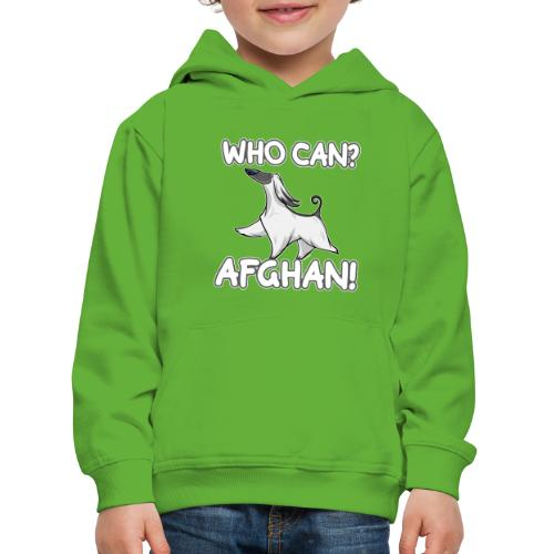 Who Can Afghan III - Lasten premium huppari