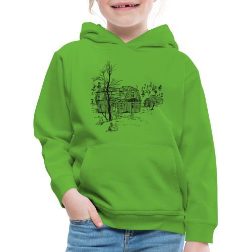 Countryside - Kids' Premium Hoodie