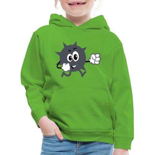 Logo démineur - Pull à capuche Premium Enfant