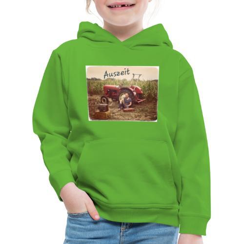 Auszeit - Kinder Premium Hoodie
