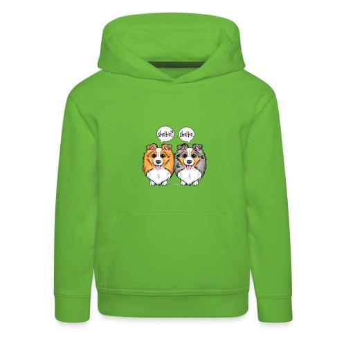 Sheltie Sheltie 3 - Kids' Premium Hoodie