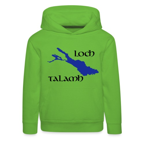 lt shirt 20120707 - Kinder Premium Hoodie
