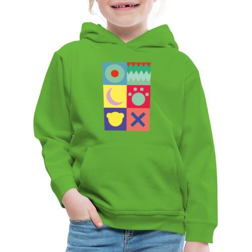 Ostfriesland Wappen - Minimalistisch - Kinder Premium Hoodie