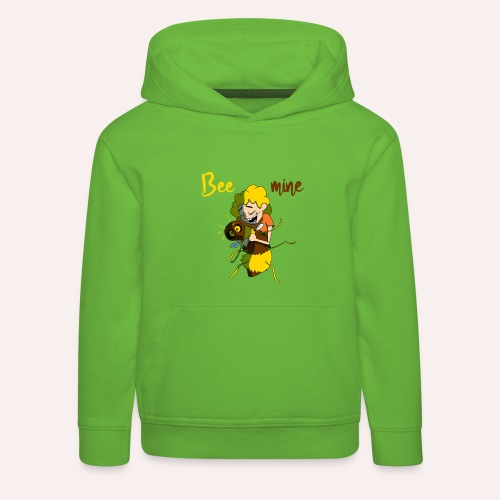 Bee mine - Pull à capuche Premium Enfant
