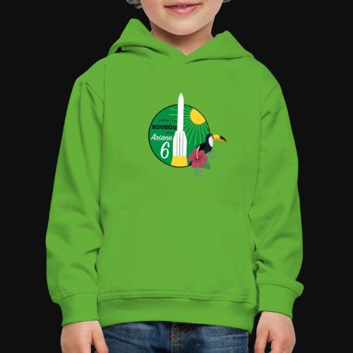 Ariane 6 By Itartwork - Kids' Premium Hoodie