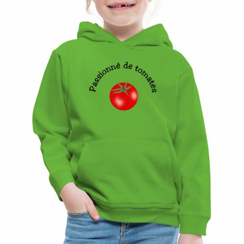Tomate rouge - Kids' Premium Hoodie