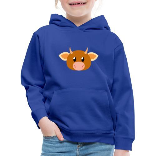 Kuh »Mili« - Kids' Premium Hoodie