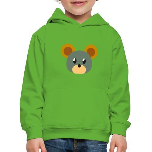 Maus »Pieps« - Kids' Premium Hoodie