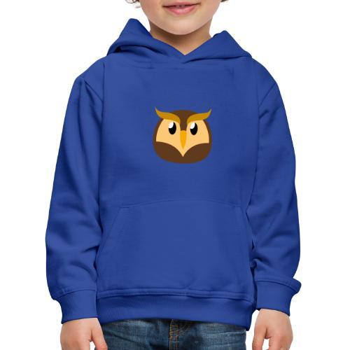 Eule »Schuhu« - Kids' Premium Hoodie