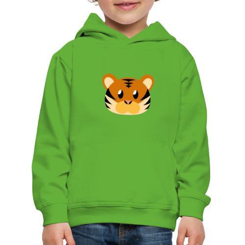 Tiger »Tom« - Kids' Premium Hoodie