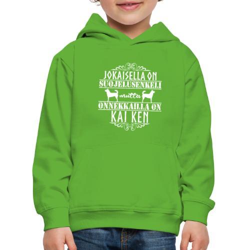Kai Ken Enkeli - Lasten premium huppari