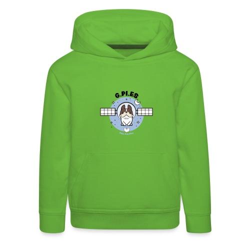 G.Pi.Es - Bluza dziecięca z kapturem Premium