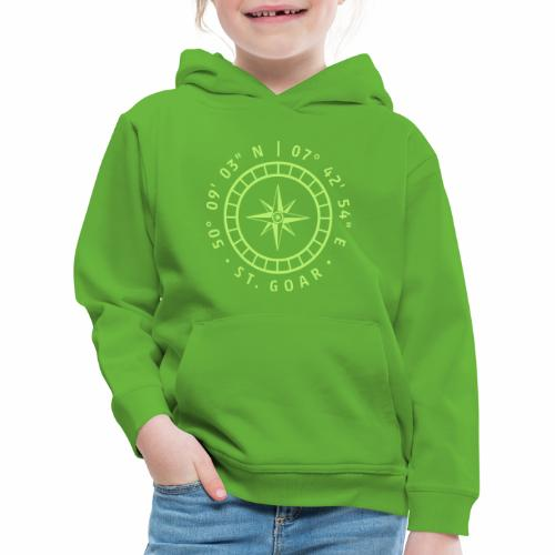 Kompass St. Goar - Kinder Premium Hoodie