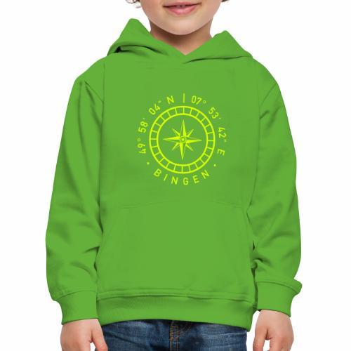 Bingen – Kompass - Kinder Premium Hoodie