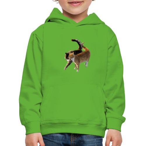 Happy Cats 1 - Kids' Premium Hoodie