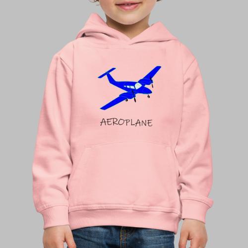 Aeroplane - Kids' Premium Hoodie