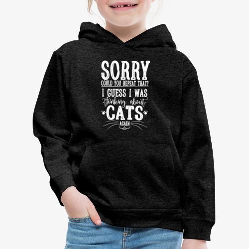 Sorry Cats II - Lasten premium huppari