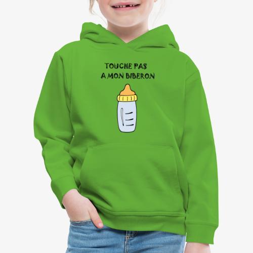 biberon - Pull à capuche Premium Enfant