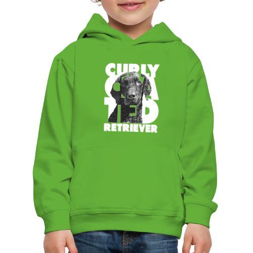 Curly Coated Retriever I - Lasten premium huppari