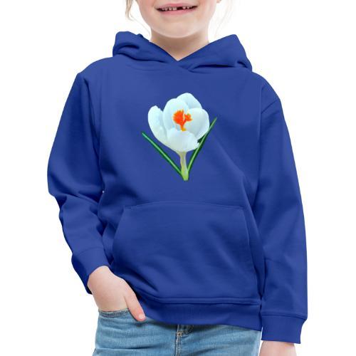 TIAN GREEN - Krokuss 2020 - Kinder Premium Hoodie