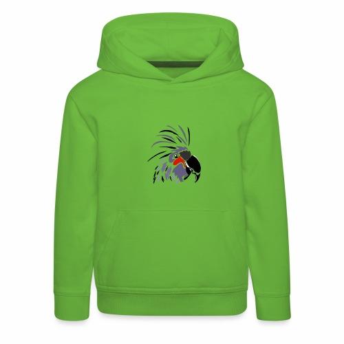 Parrot - Pull à capuche Premium Enfant