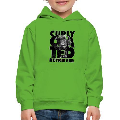 Curly Coated Retriever II - Lasten premium huppari