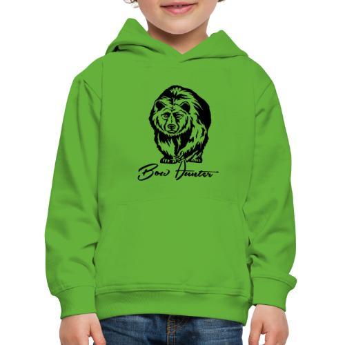 Bear Bowhunter - Kinder Premium Hoodie