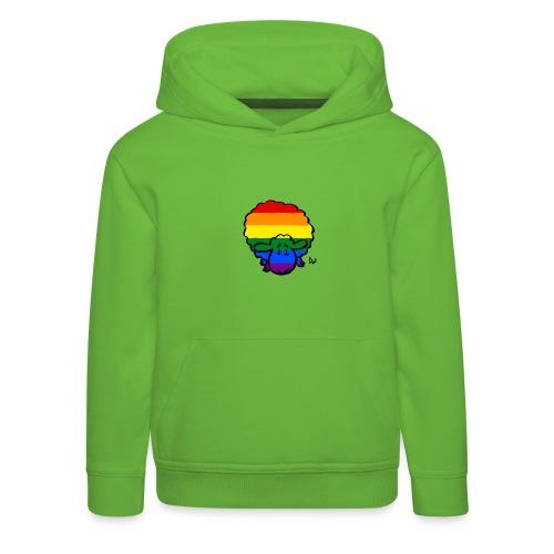 Rainbow Pride Sheep - Kids' Premium Hoodie