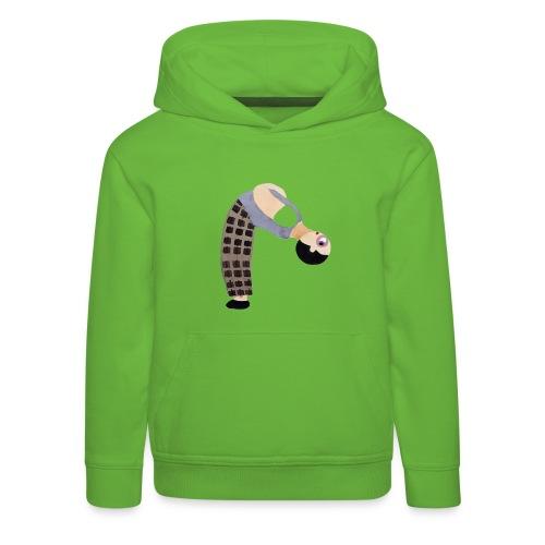by Kirsa Andreasen - Premium hættetrøje til børn