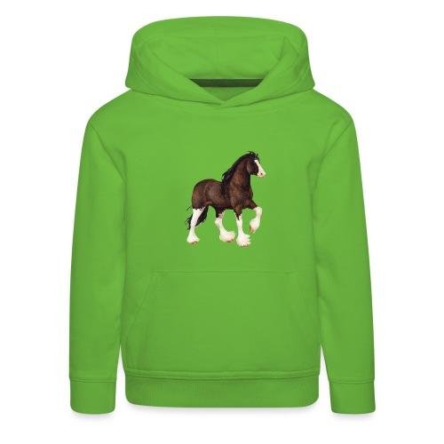 Shire Horse - Kinder Premium Hoodie