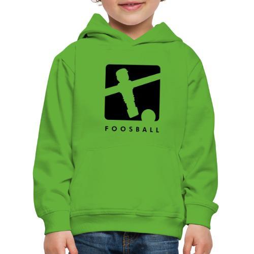 Foosball - Kickershirt - Kinder Premium Hoodie