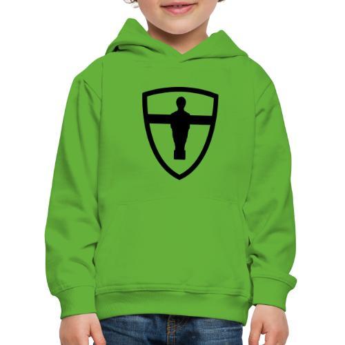 Kicker Wappen - Kickershirt - Kinder Premium Hoodie