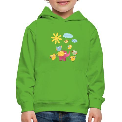 Secret Garden - Kids' Premium Hoodie