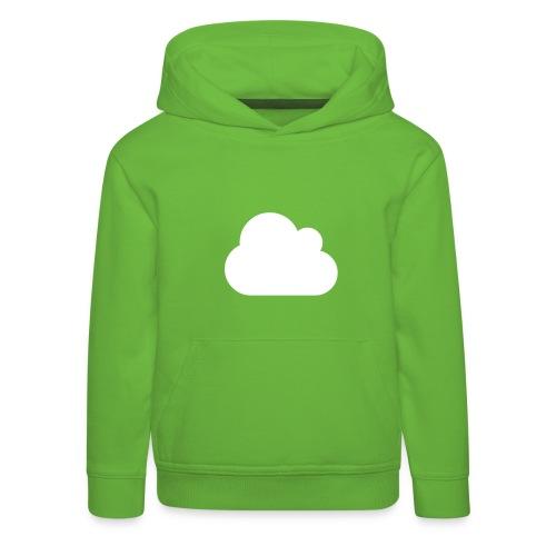 wolke - Kinder Premium Hoodie