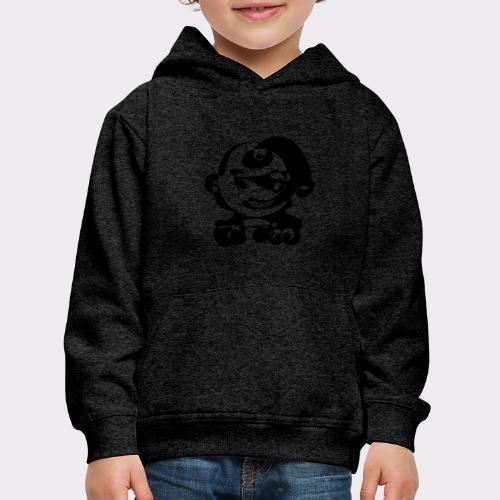 Suesses Baby Lineart Style - Kinder Premium Hoodie