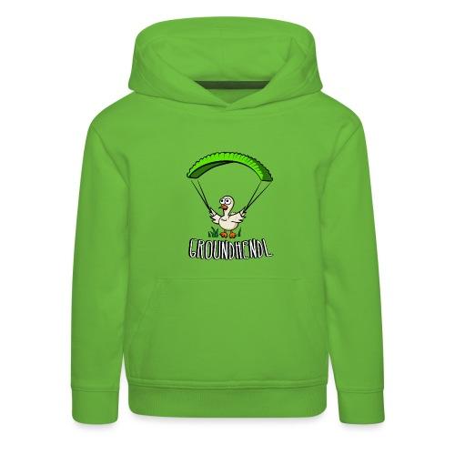 Groundhendl Groundhandling Hendl - Kinder Premium Hoodie