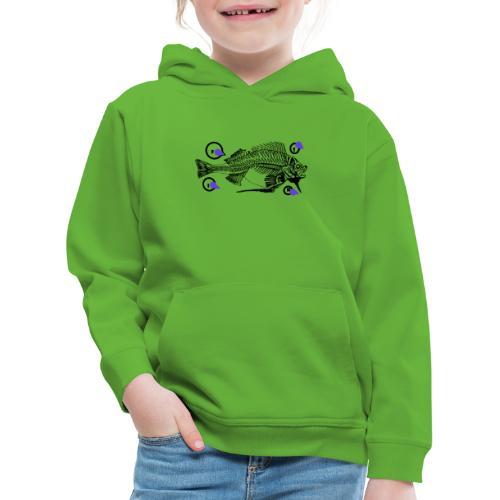 fish&chill - Kinder Premium Hoodie