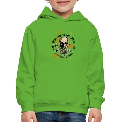 Logo Tattoos to the Max IIII - Kinder Premium Hoodie