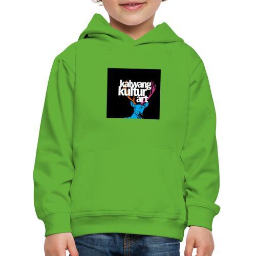 Logo Kalwang Kultur - Kinder Premium Hoodie
