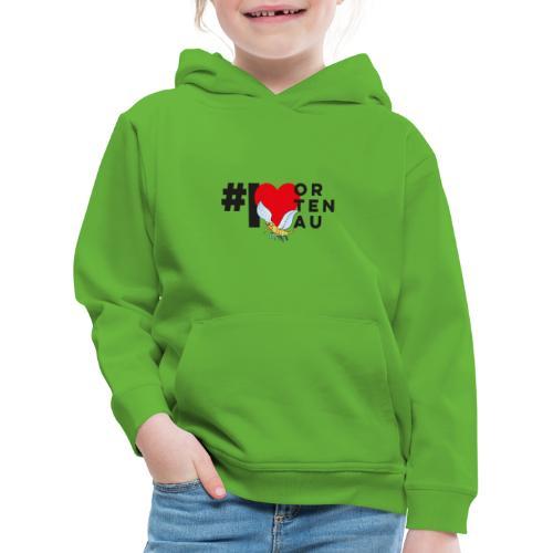 Robby loves Ortenau - Kinder Premium Hoodie
