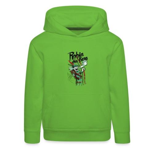 Robin des Bras - Kids' Premium Hoodie