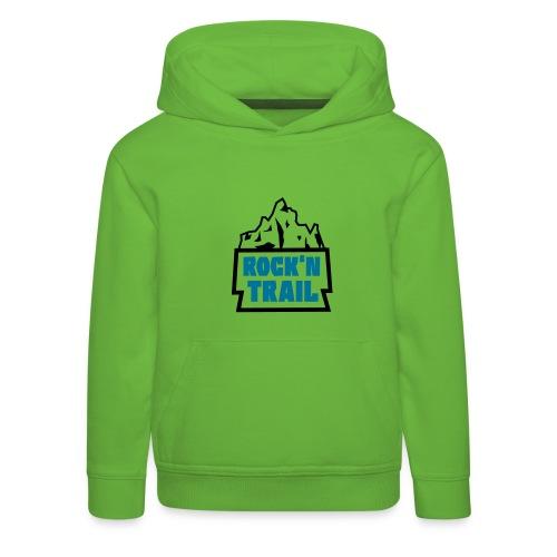 logo rockntrail - Kinder Premium Hoodie