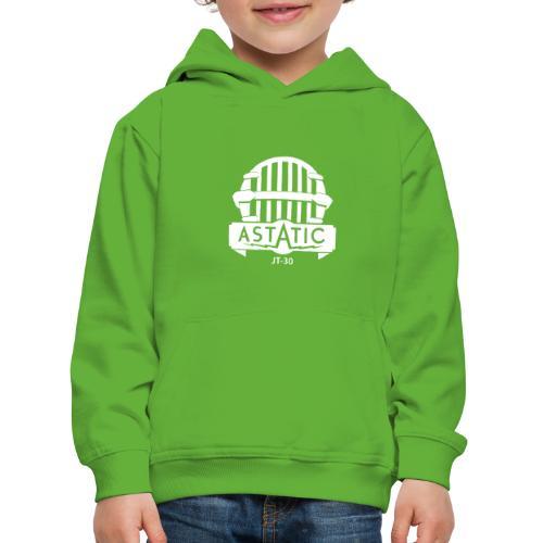 Astatic JT-30 logo - Kids' Premium Hoodie