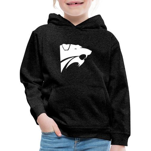 kangal blanc - Pull à capuche Premium Enfant