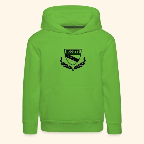 Scout Emblem - Kinder Premium Hoodie