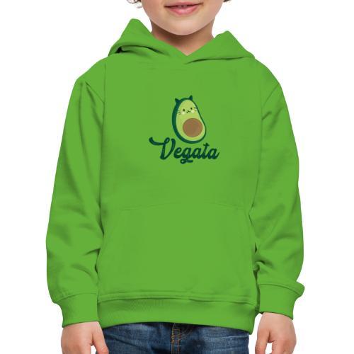 Vegata - Sudadera con capucha premium niño