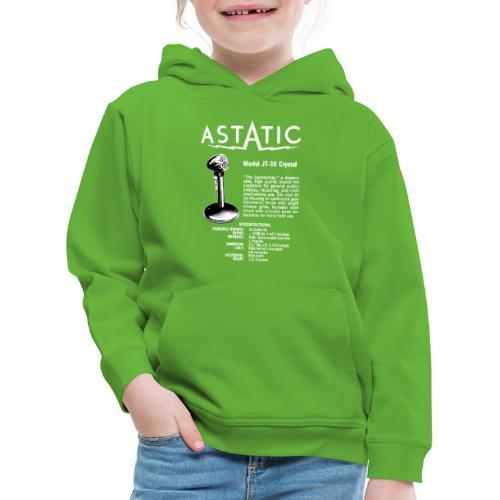 Astatic JT-30 Specs - Kids' Premium Hoodie