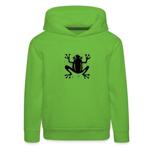 Crafty Wotnots Tree Frog - Kids' Premium Hoodie