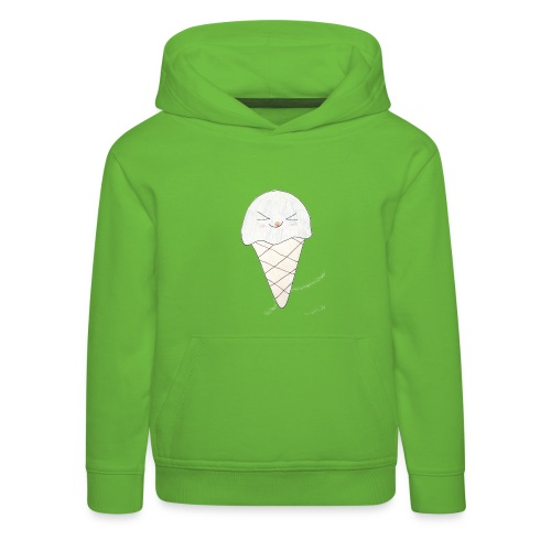 Kids for Kids: Icream 2 - Kinder Premium Hoodie